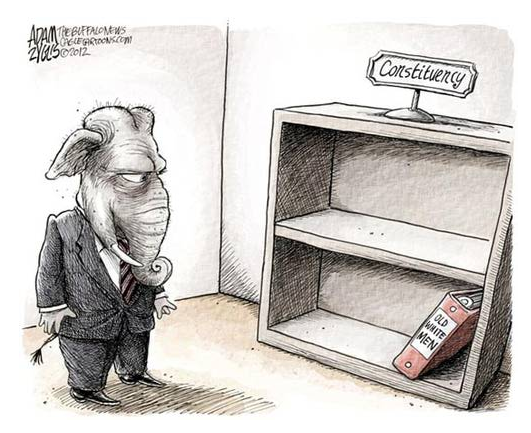 When Keepin' it Real Goes Wrong – Authenticity and the GOP